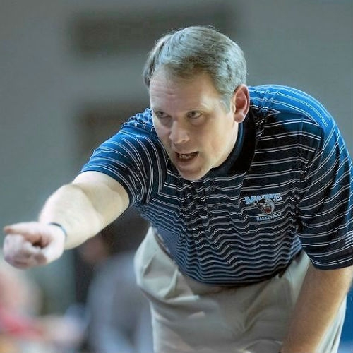 Maine basketball coach with rare hearing disorder crosses country for specialized surgery at UCLA