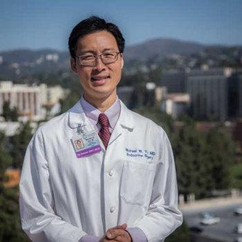 Father's Day Inspiration: Dr. Michael Yeh
