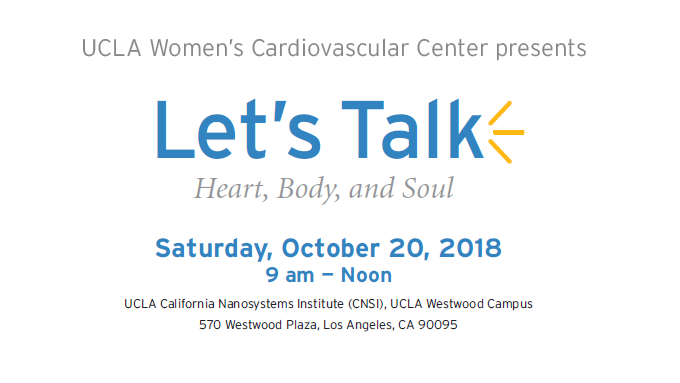 Let's Talk: Heart, Body and Soul