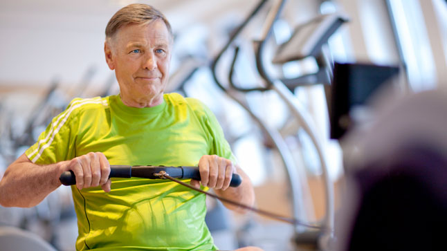 Exercise Benefits for Older Adults