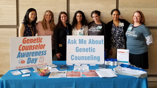 Genetic Counselor Awareness