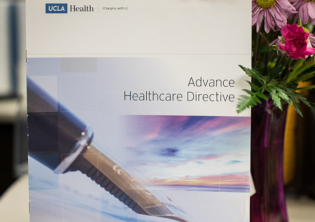 Advance Health Care Directives Make Decisions About Treatment Easier