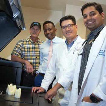 On-site 3D printing helps physicians prepare for complex surgeries