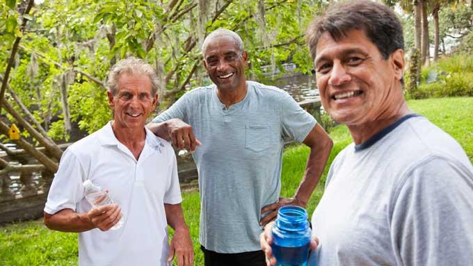 Seniors and Sports Medicine