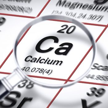 Calcium is key to bone health