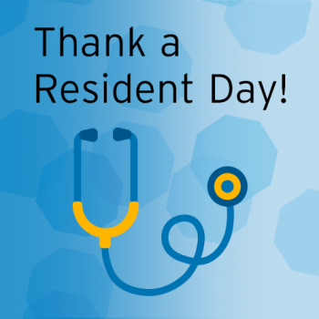 Thank a Resident Day: February 22