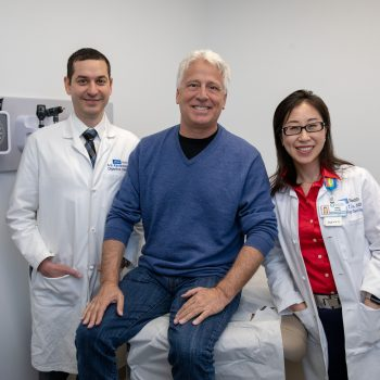 From a Stage III colon cancer diagnosis to a cure, in a year