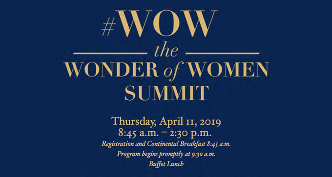 The Wonder of Women Summit