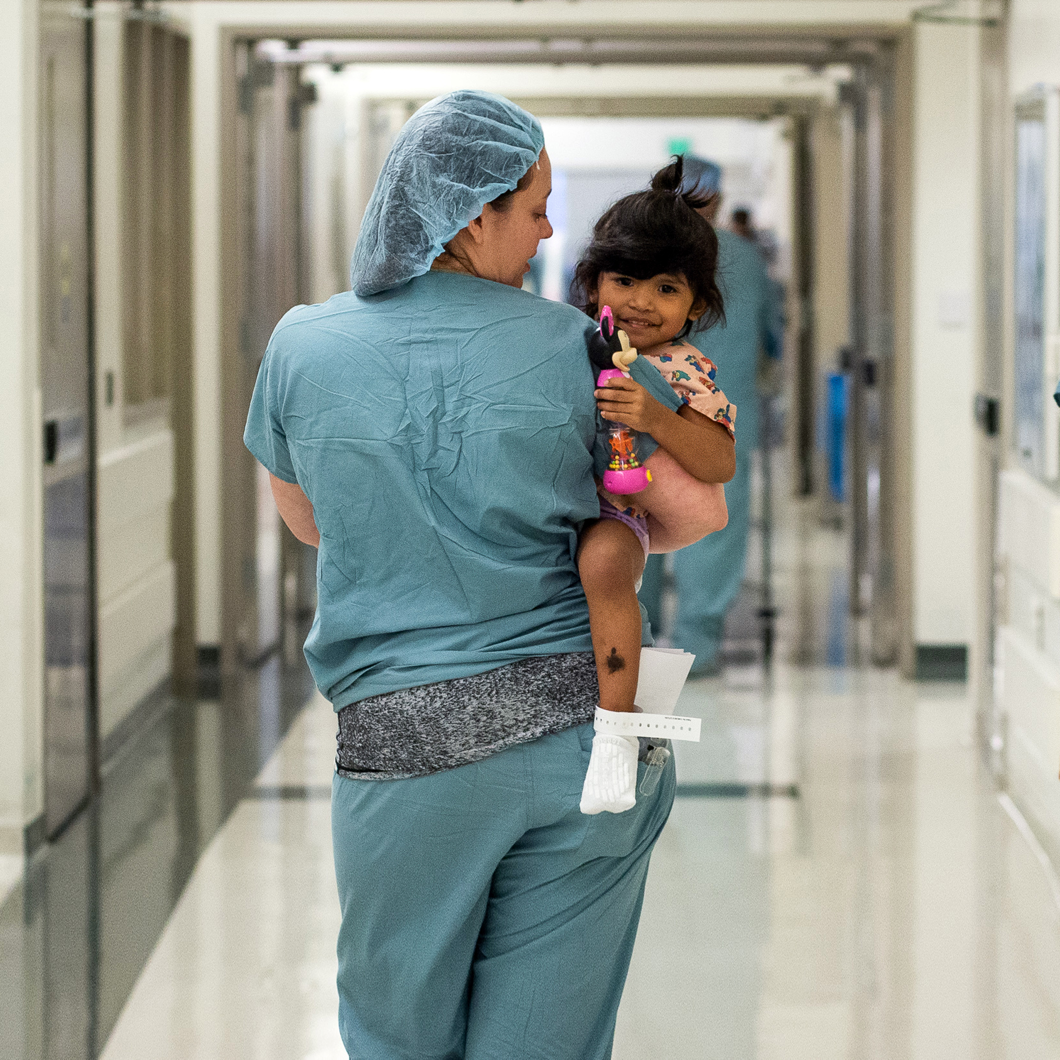 A Day in the Life: Child Life Specialists in the Operating Room