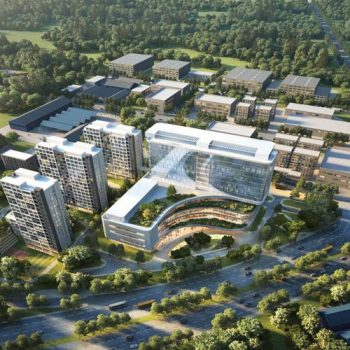 Staff expertise shapes design and staffing of new hospital in China