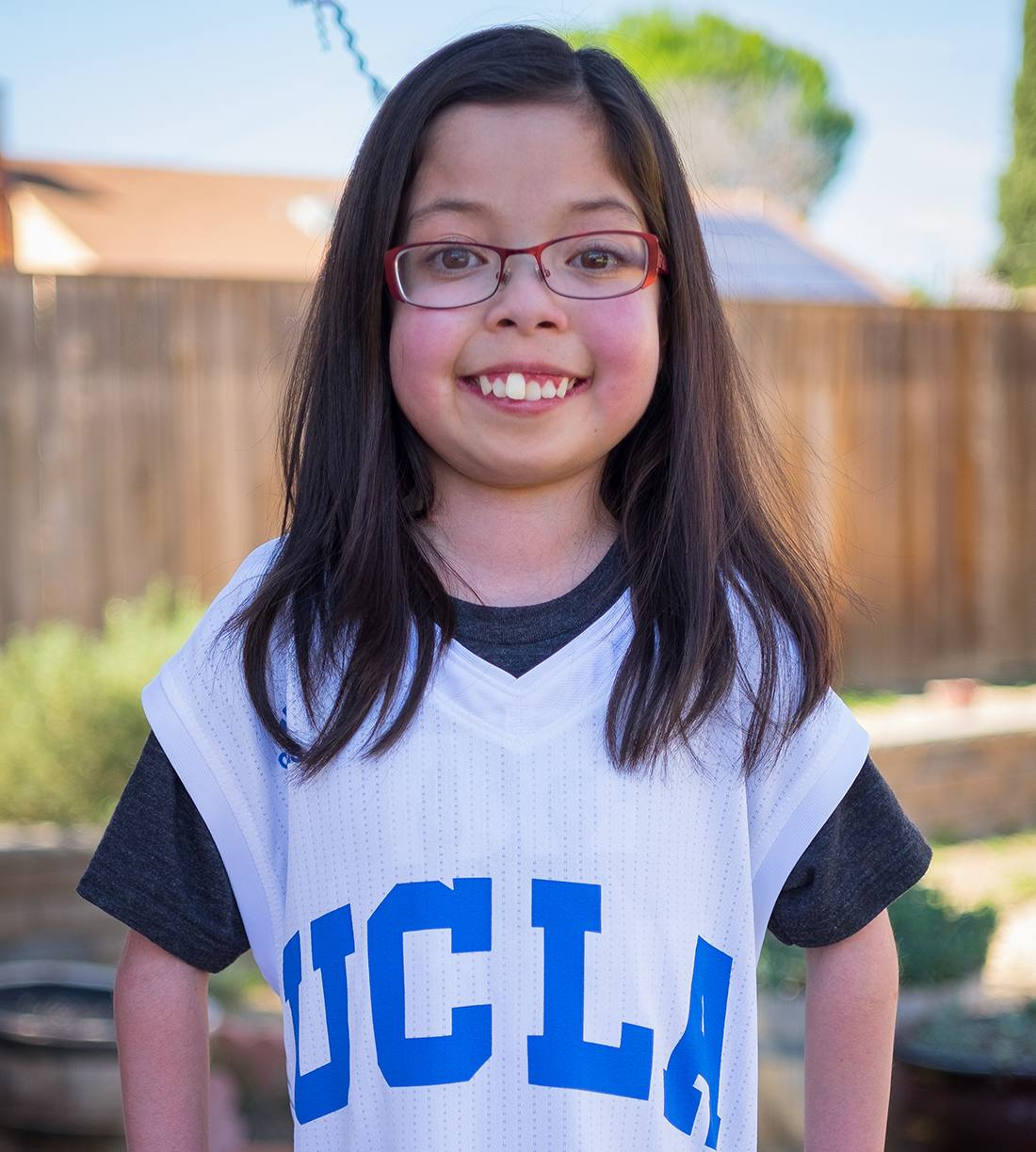 Foundation honors CHD patient Noah Bella Michaelis with gift  to UCLA