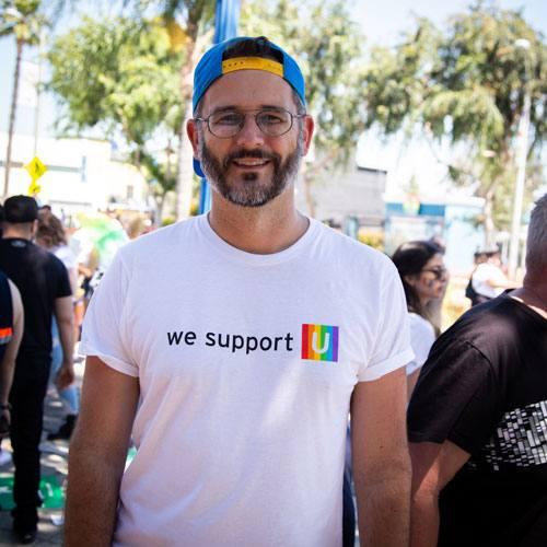 We Support U