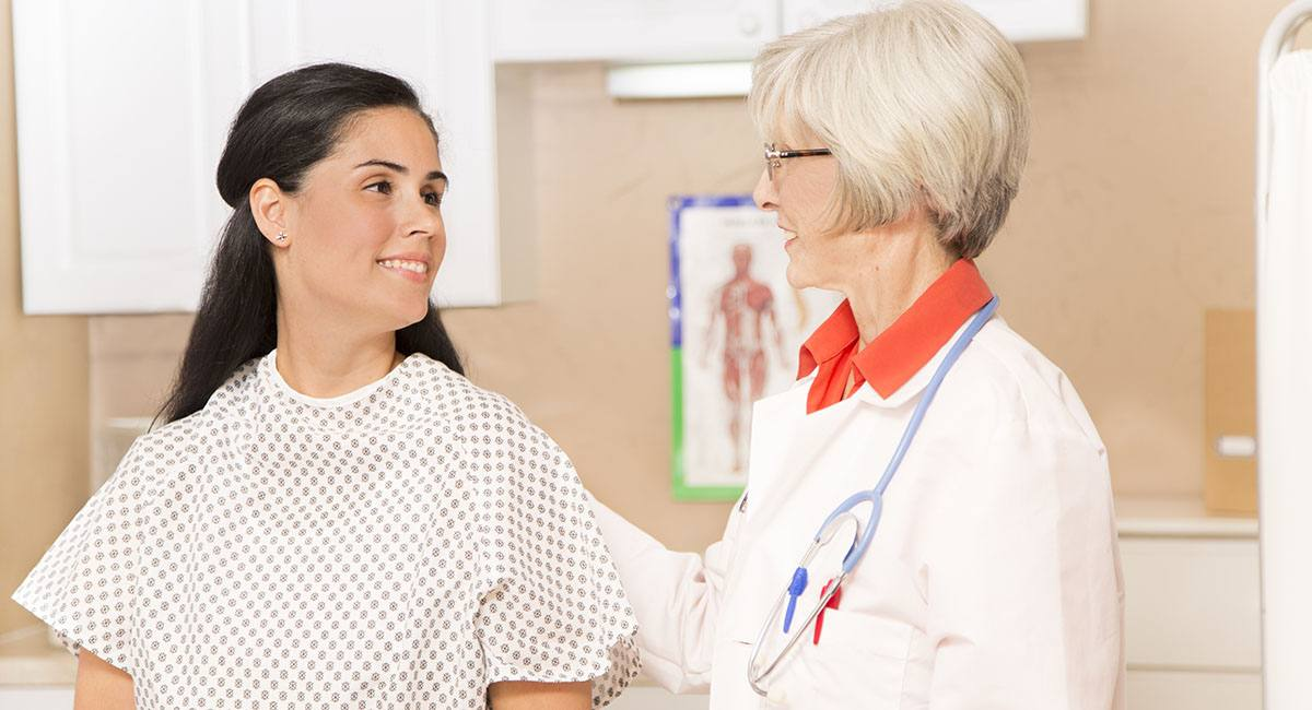 What are the different types of gynecological cancers?