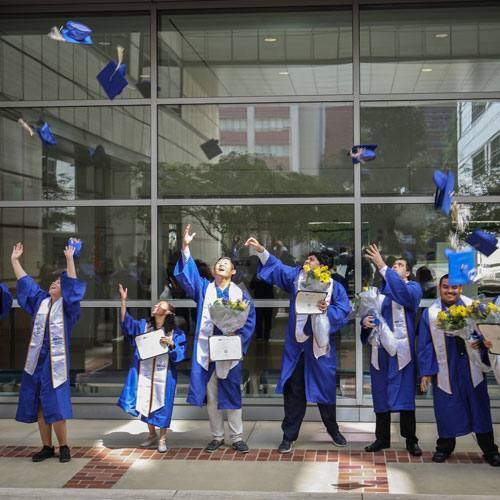 Project Search Graduation