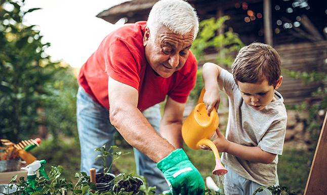 Advice for Grandparent Caregivers: 5 Questions Answered