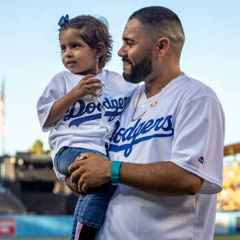 Father and Daughter Shared Cancer Journey Ends at Dodger Stadium