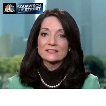 COVID-19: Johnese Spisso Speaks About UCLA Health's Coronavirus Plans on CNBC's 'Squawk on the Street'