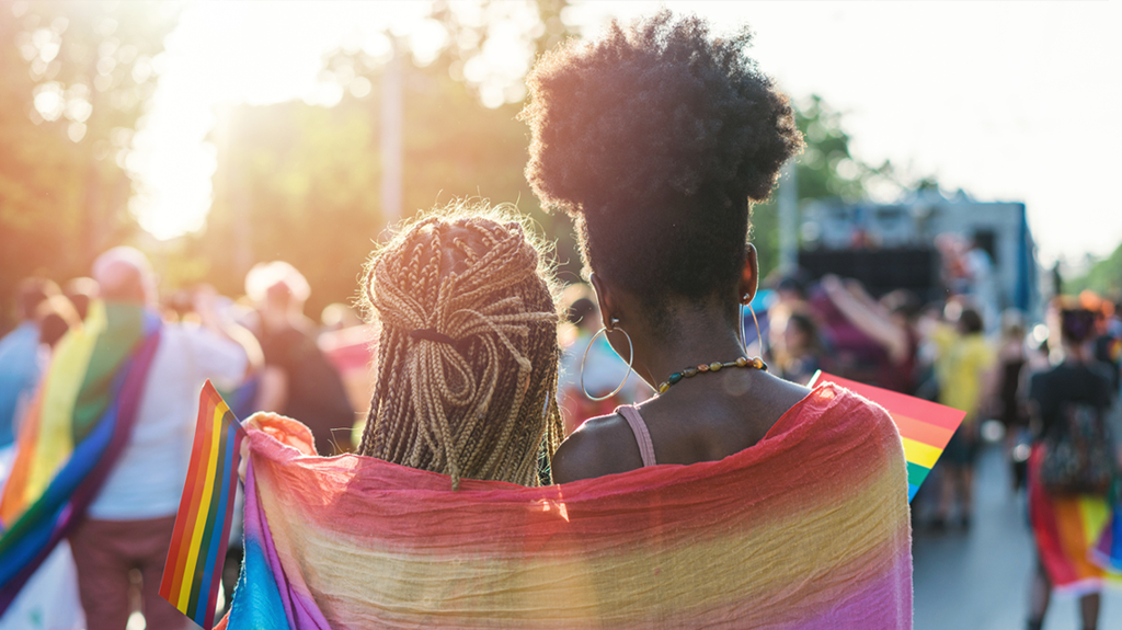 Supporting LGBTQ+ youth who are Black, Indigenous and people of color