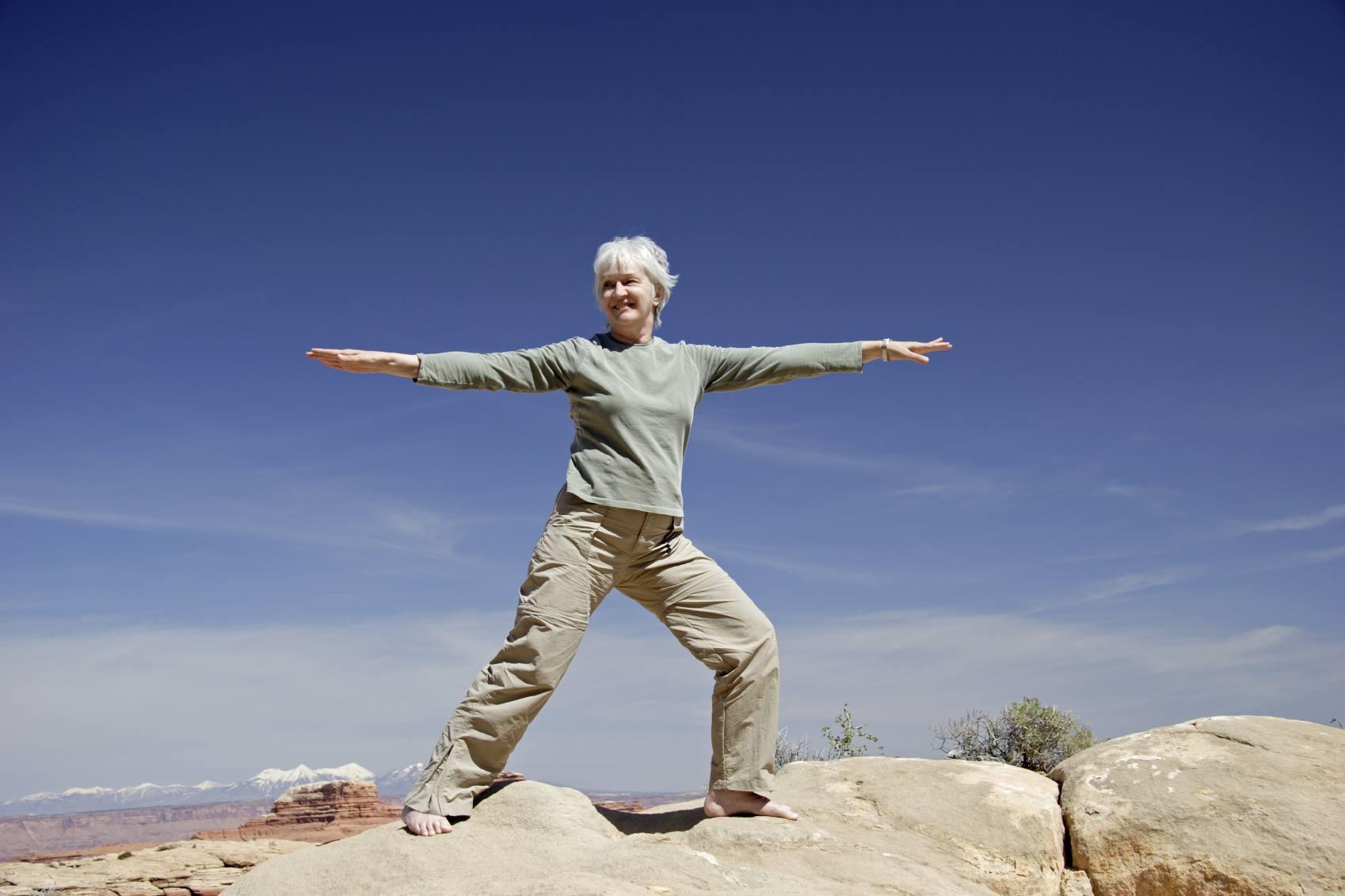 Losing Balance? Falls? Don't Fear!