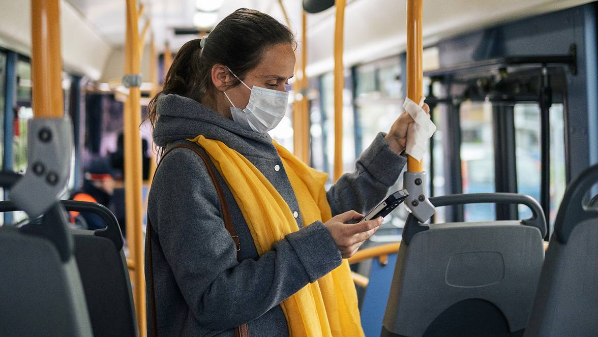 Coronavirus Pandemic: How to Use Public Transportation Safely