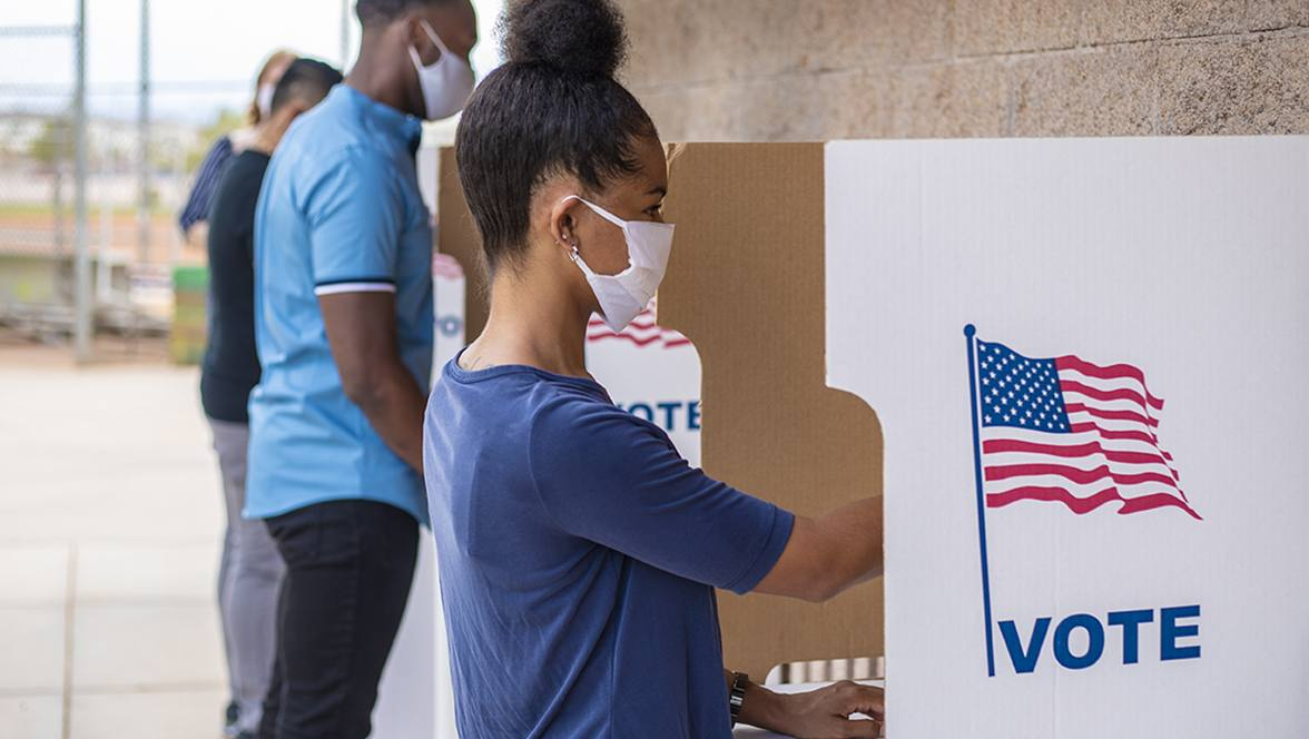 You want to vote in person, but is it safe amid the COVID-19 pandemic?