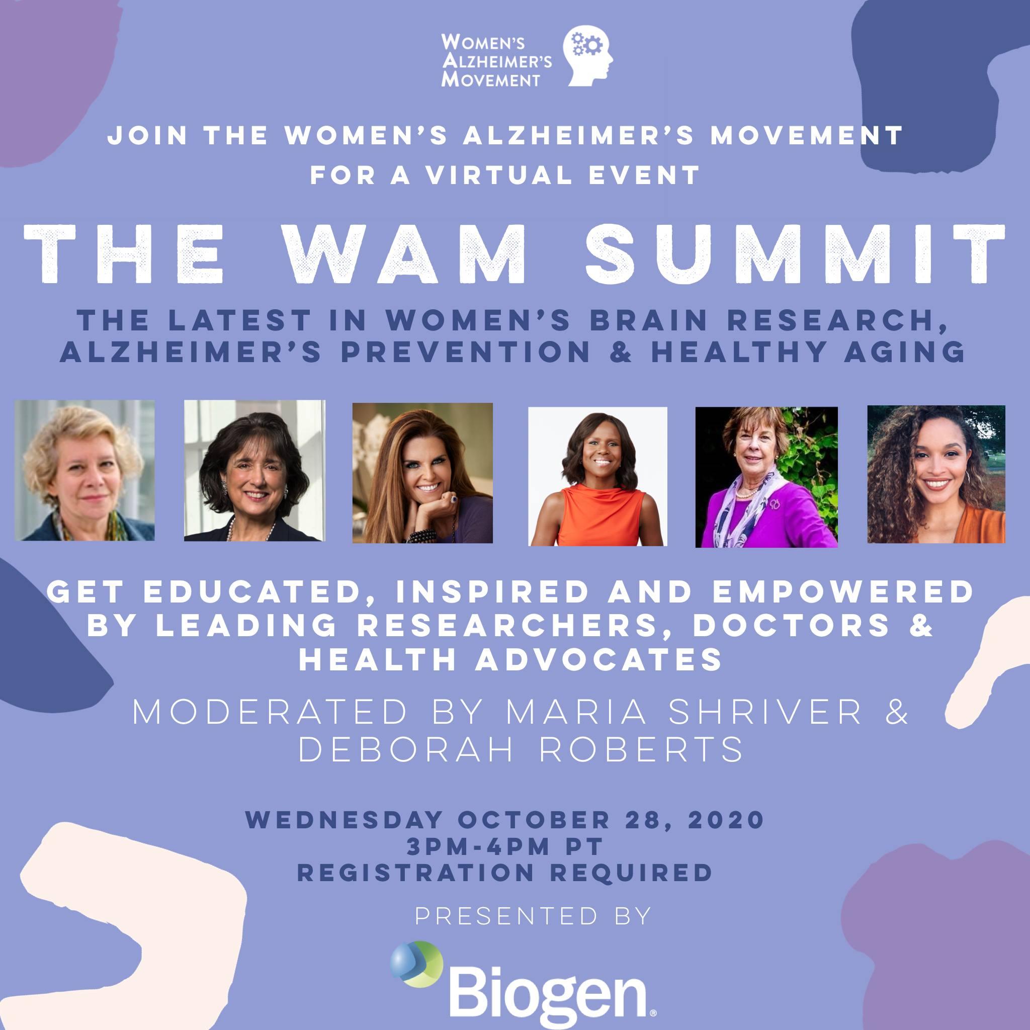 Women's Alzheimer's Movement (WAM)