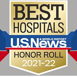 Ronald Reagan UCLA Medical Center Best Hospitals Honor Roll
