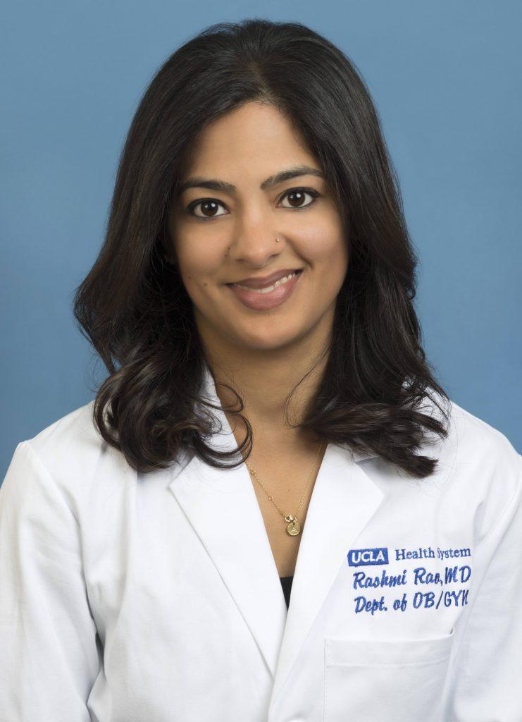 UCLA Health's Dr. Rashmi Rao