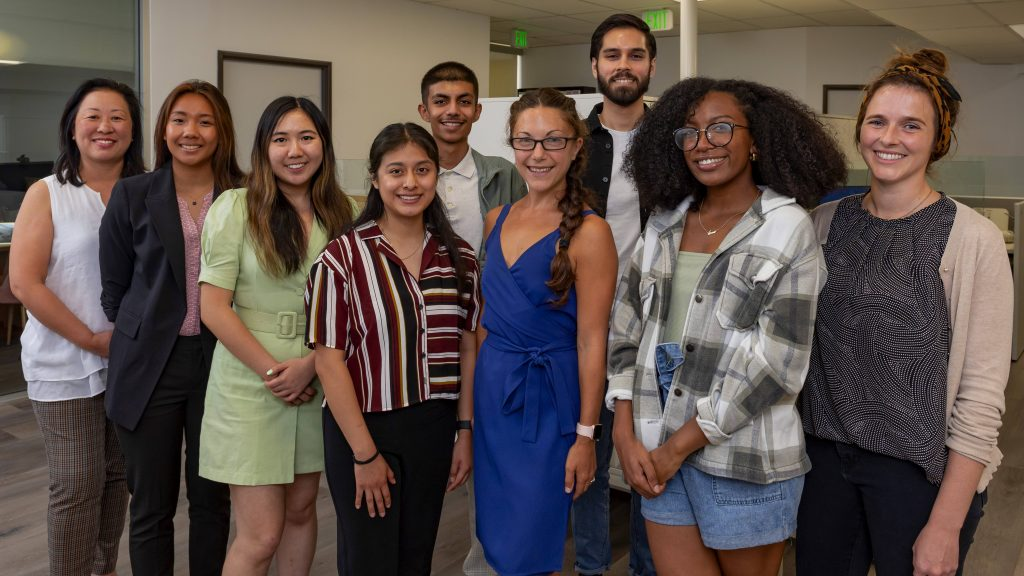 Dr. Emily Hotez and her team of UCLA undergrads conducted a survey to learn experiences and challenges of 18- to 30-year-old college students during the pandemic.