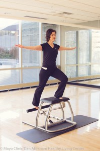 Bridget, Pilates Sculpt Chair
