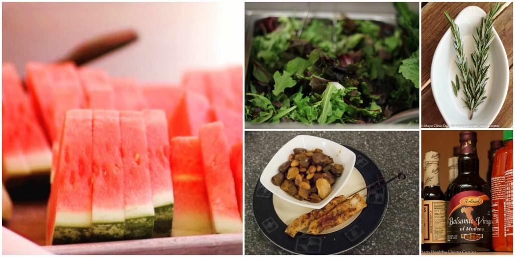 Med diet collage