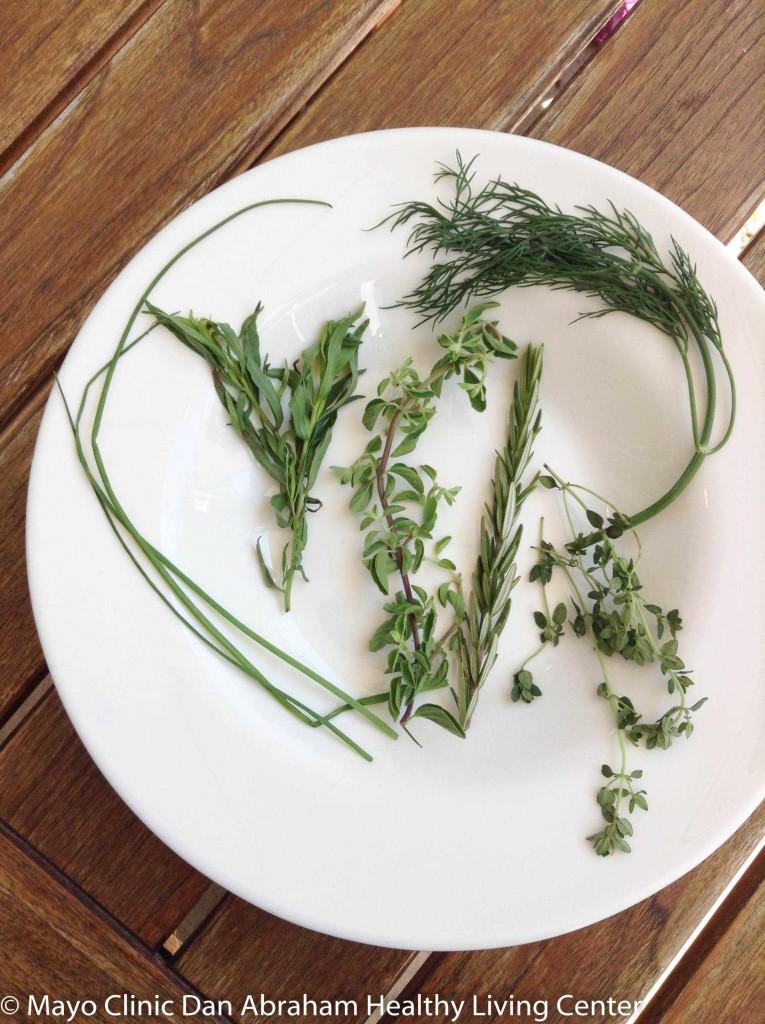 All herbs