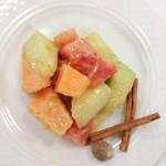 Spiced Melon Salad