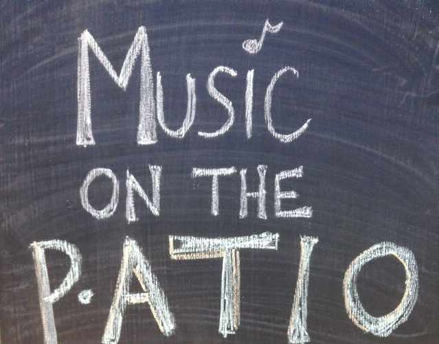 music on the patio2