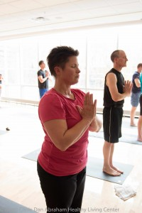 DAHLC yoga class-9949