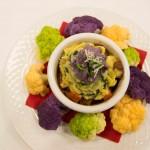 Mashed Cauliflower and Kale
