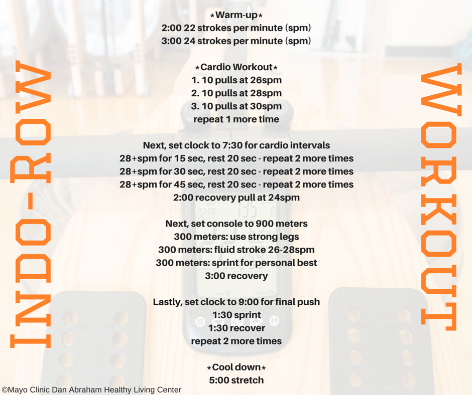indo row workout blog