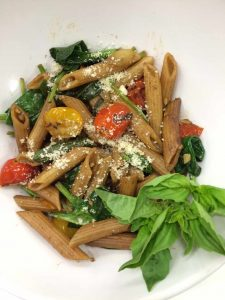Pasta - whole wheat