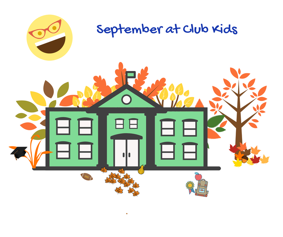 September at Club Kids
