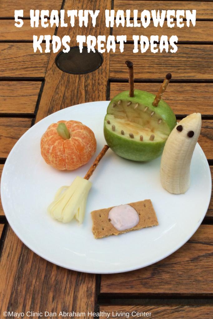 5 Healthy Halloween Kids Treat Ideas