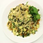 Holiday Quinoa Stuffing