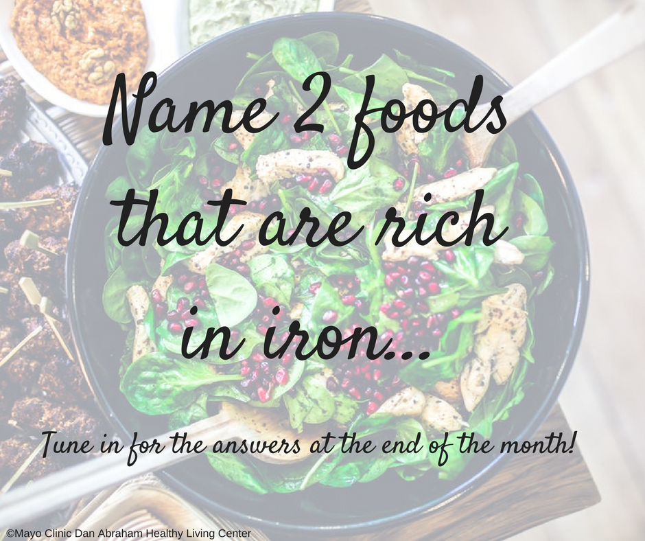 National Nutrition Month Trivia