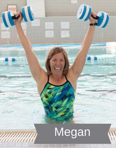 Megan M staff page