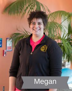 Megan S staff page