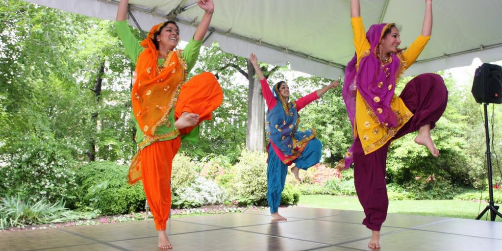 Bhangra Dance Event