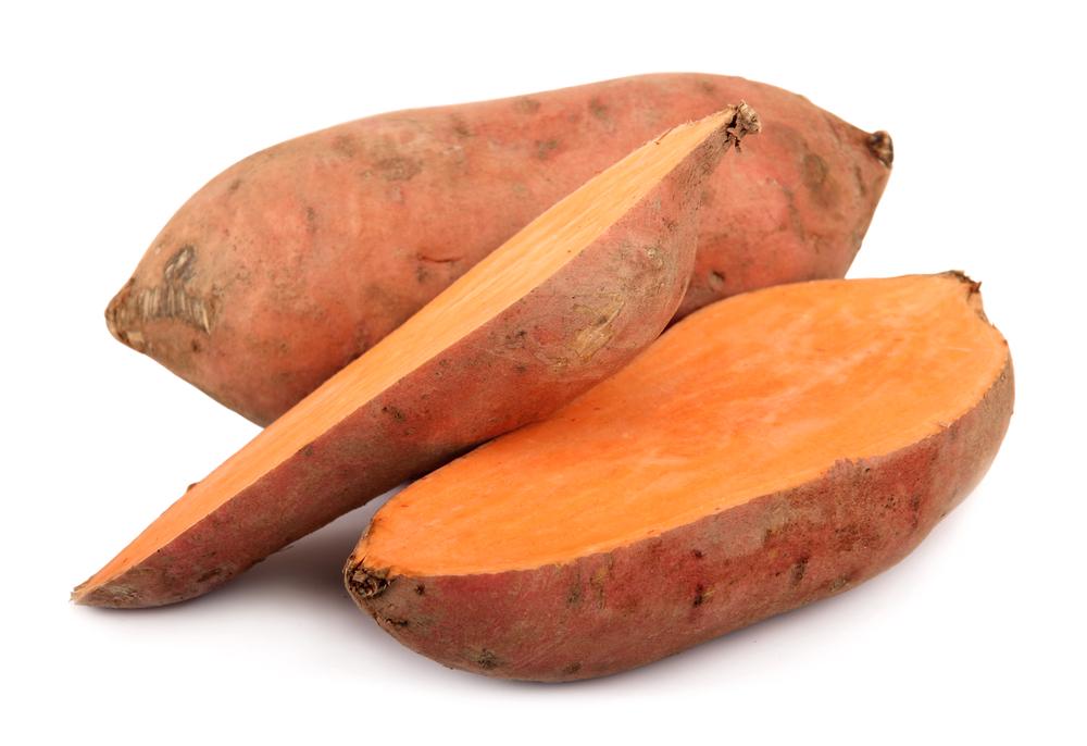 Nutrition - Sweet Potatoes