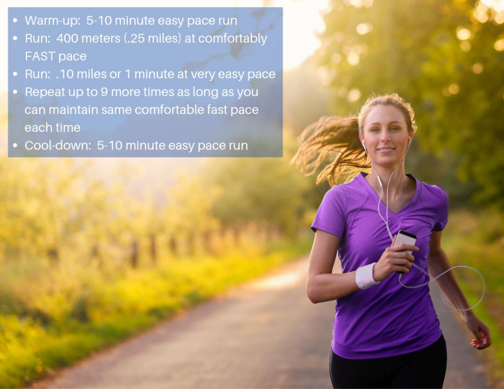 Run in the Sun Workout