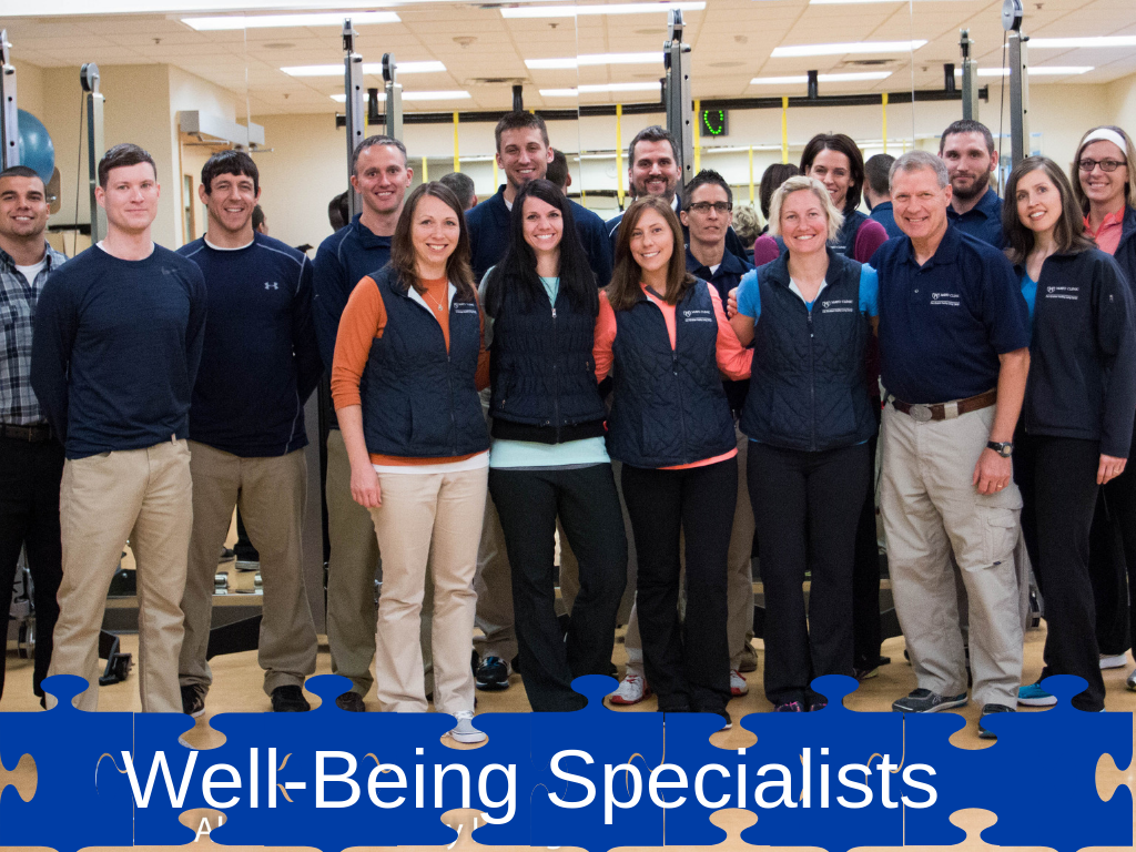 Well-Being Specialists web 2019