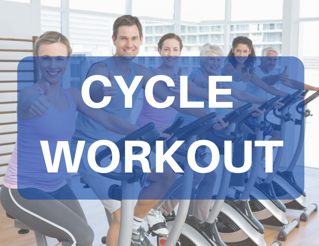 25 Minute Cycle Workout
