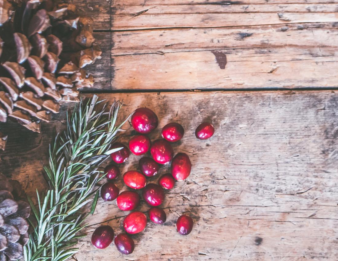 It's Cranberry Season!